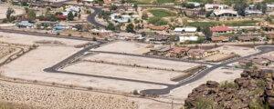 New housing development in Phoenix, AZ