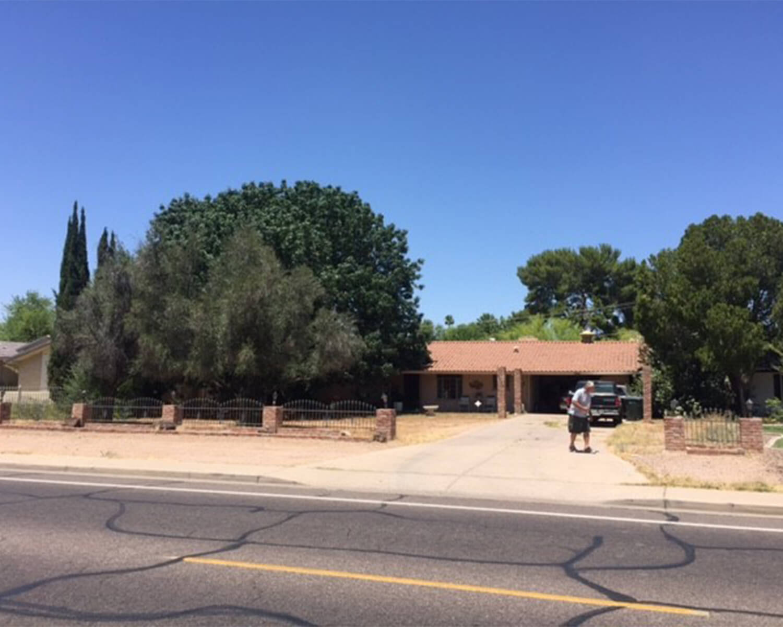 Home in Arizona