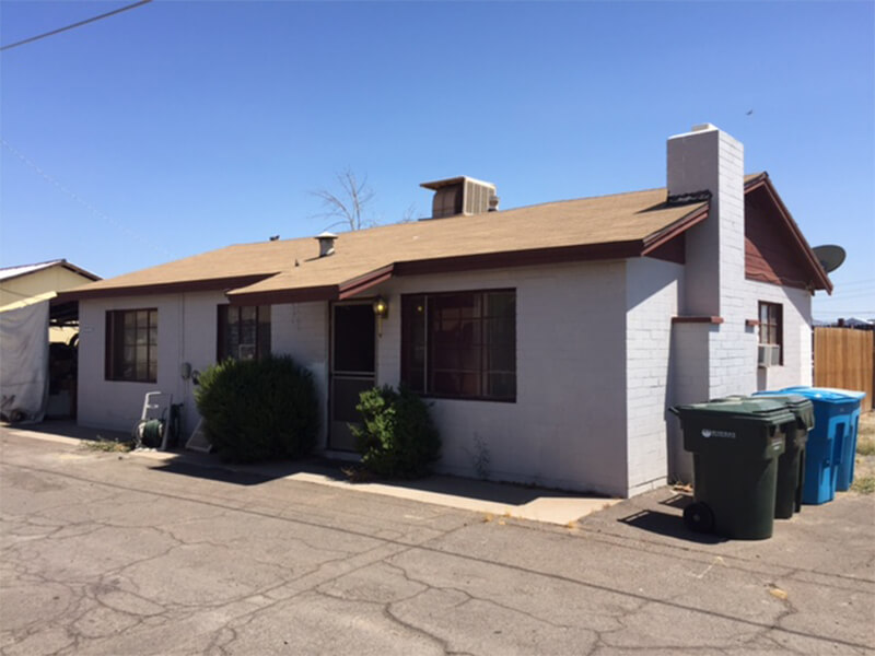 Scottsdale ranch renovation
