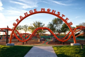 Eastmark Orange Monster