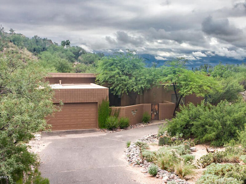 Fix and Flip in the Catalina Foothills
