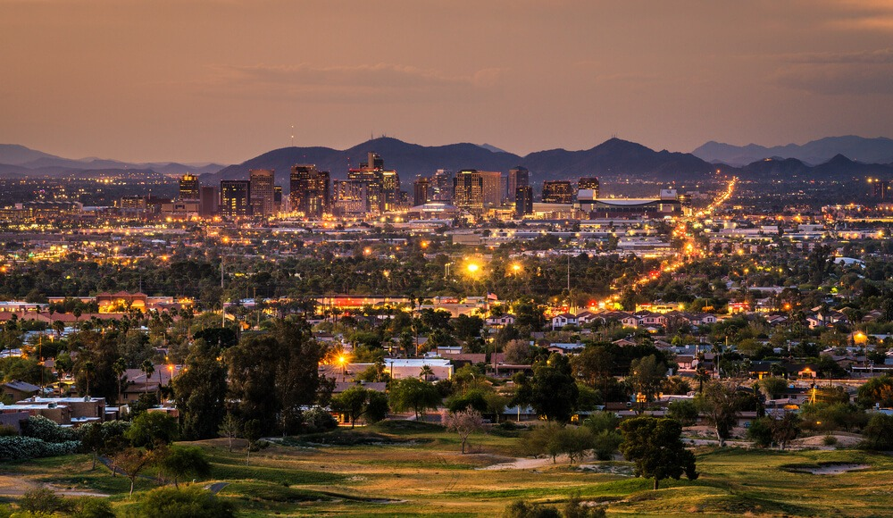 Capital Fund 1 - Downtown Phoenix's Changing Face