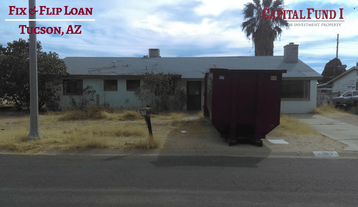 Fix and Flip Loan - Tucson
