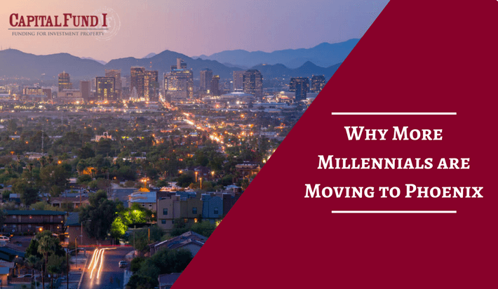 Why More Millennials are Moving to Phoenix