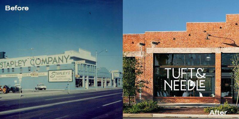 Tuft and Needle Headquarters