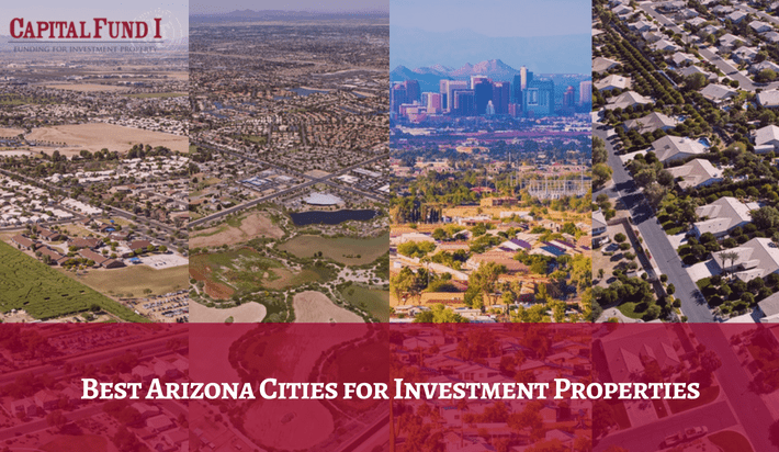 Best Arizona Cities for Real Estate Investment Properties