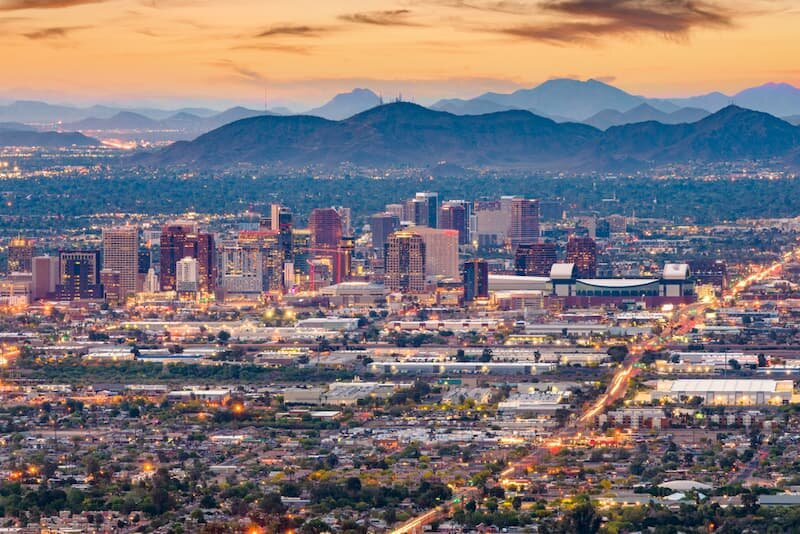 Metro Phoenix is experiencing a growth spurt. Investments are at a prime. Contact Capital Fund 1 today! (480) 889-6100.