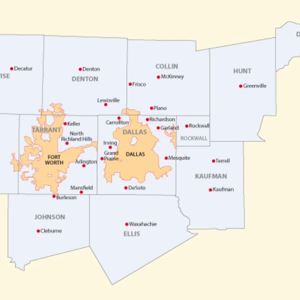 Hard Money Lenders in Dallas Fort Worth, TX | Capital Fund 1